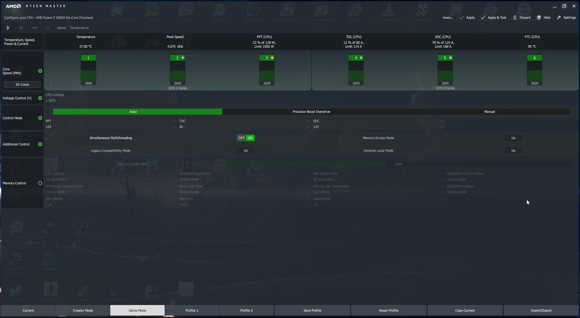 Forum - Technical Support - Random crashes, no error message - Path